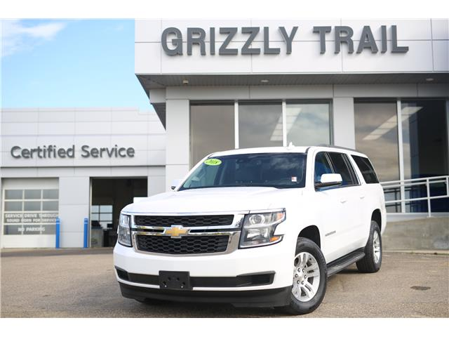 2018 Chevrolet Suburban LT (Stk: 58591) in Barrhead - Image 1 of 47