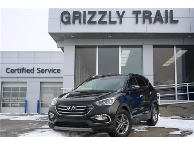 2018 Hyundai Santa Fe Sport  (Stk: 58960) in Barrhead - Image 1 of 34