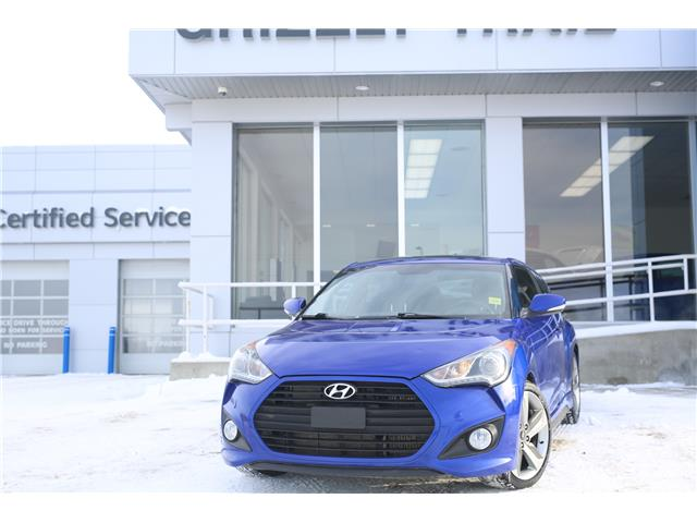2013 Hyundai Veloster  (Stk: 59613) in Barrhead - Image 1 of 29