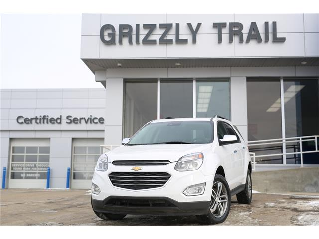 2017 Chevrolet Equinox Premier (Stk: 59846) in Barrhead - Image 1 of 33