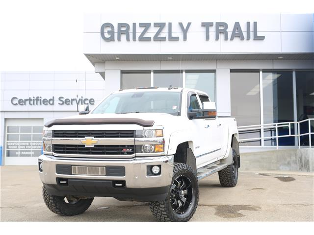 2015 Chevrolet Silverado 3500HD LTZ (Stk: 44078) in Barrhead - Image 1 of 41