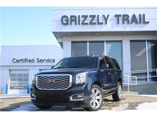 2018 GMC Yukon Denali (Stk: 59244) in Barrhead - Image 1 of 43