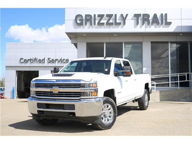 2018 Chevrolet Silverado 3500HD LT (Stk: 59966) in Barrhead - Image 1 of 33