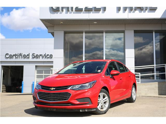 2017 Chevrolet Cruze LT Auto (Stk: 52098) in Barrhead - Image 1 of 26