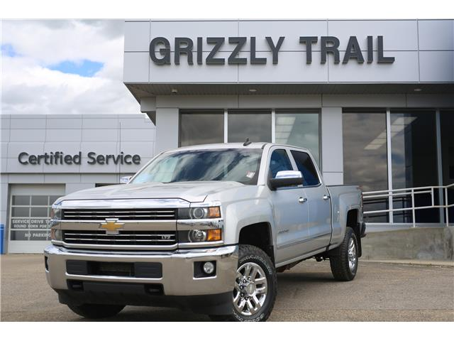 2017 Chevrolet Silverado 2500HD LTZ (Stk: 60455) in Barrhead - Image 1 of 28