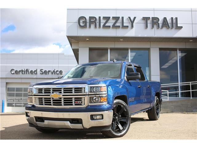 2015 Chevrolet Silverado 1500  (Stk: 55500) in Barrhead - Image 1 of 33