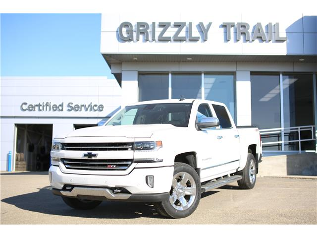 2017 Chevrolet Silverado 1500 2LZ (Stk: 61260) in Barrhead - Image 1 of 32