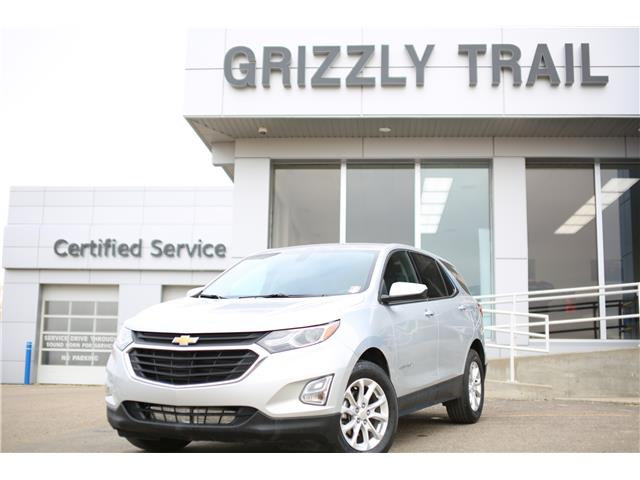 2018 Chevrolet Equinox LT (Stk: 61460) in Barrhead - Image 1 of 25