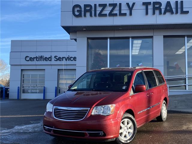 2012 Chrysler Town & Country  (Stk: 61854) in Barrhead - Image 1 of 25