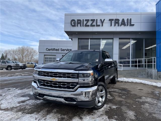 2016 Chevrolet Silverado 1500 1LZ (Stk: 48381) in Barrhead - Image 1 of 31