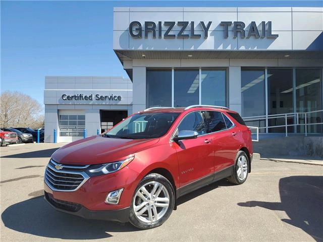 2018 Chevrolet Equinox Premier (Stk: 51123) in Barrhead - Image 1 of 22