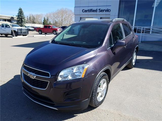 2015 Chevrolet Trax 2LT (Stk: 45777) in Barrhead - Image 1 of 17