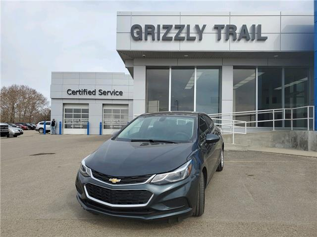 2018 Chevrolet Cruze LT Auto (Stk: 53827) in Barrhead - Image 1 of 15