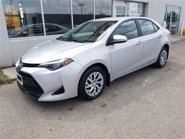 2017 Toyota Corolla LE (Stk: U00925) in Guelph - Image 1 of 23