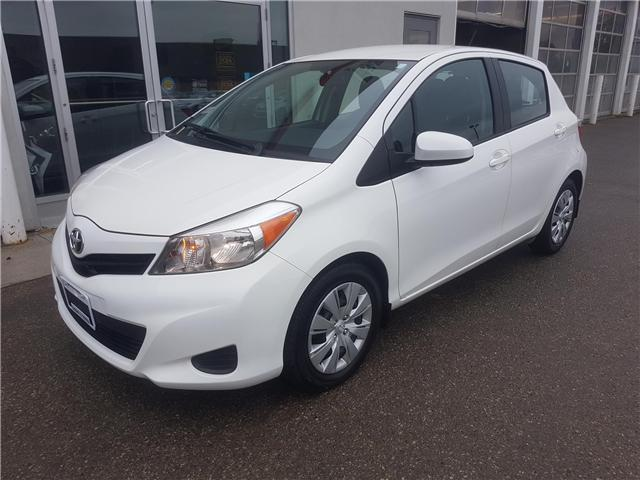 2014 Toyota Yaris LE (Stk: U01051) in Guelph - Image 1 of 27