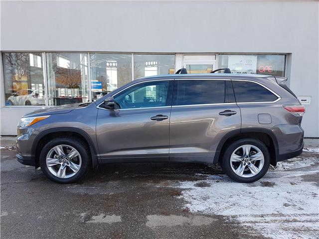 2016 Toyota Highlander Limited (Stk: U01066) in Guelph - Image 2 of 30