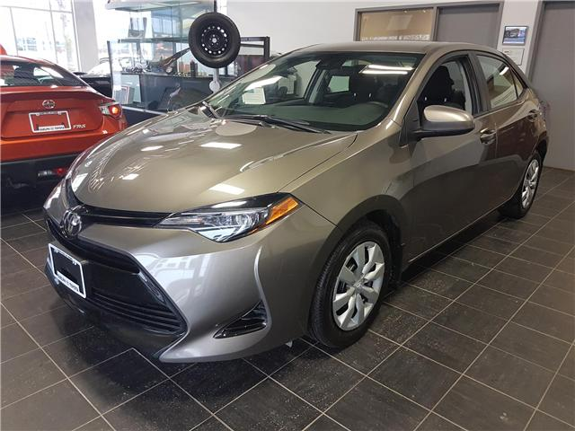 2017 Toyota Corolla LE (Stk: U01087) in Guelph - Image 1 of 26