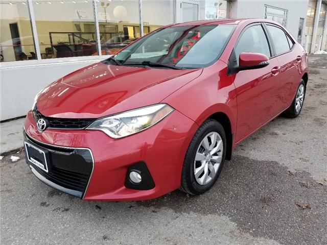 2015 Toyota Corolla S (Stk: U01081) in Guelph - Image 1 of 30