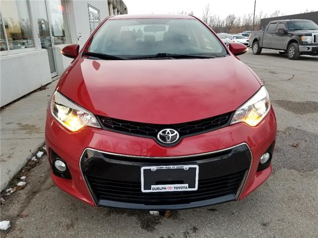 2015 Toyota Corolla S (Stk: U01081) in Guelph - Image 2 of 30