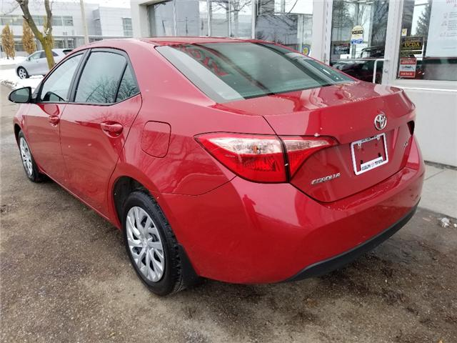 2017 Toyota Corolla LE (Stk: U01083) in Guelph - Image 2 of 27