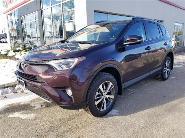 2018 Toyota RAV4 XLE (Stk: a01633) in Guelph - Image 1 of 28