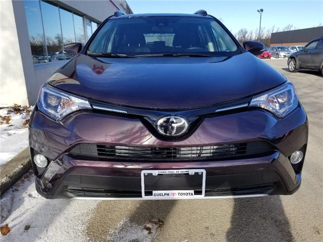 2018 Toyota RAV4 XLE (Stk: a01633) in Guelph - Image 2 of 28