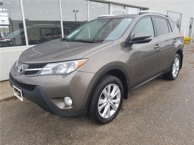 2015 Toyota RAV4 Limited (Stk: U00880) in Guelph - Image 1 of 27