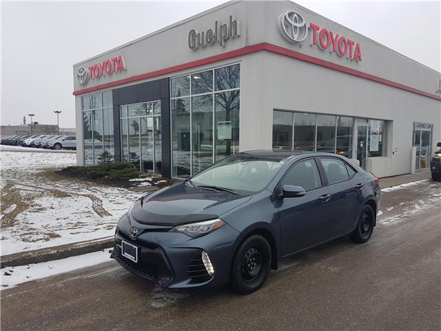 2018 Toyota Corolla SE (Stk: A01659) in Guelph - Image 1 of 28