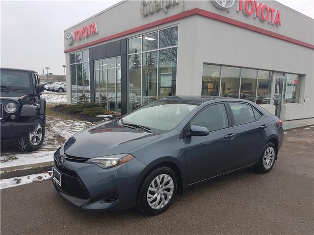 2017 Toyota Corolla LE (Stk: U01115) in Guelph - Image 1 of 29