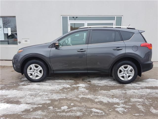 2015 Toyota RAV4 LE (Stk: U01133) in Guelph - Image 2 of 27