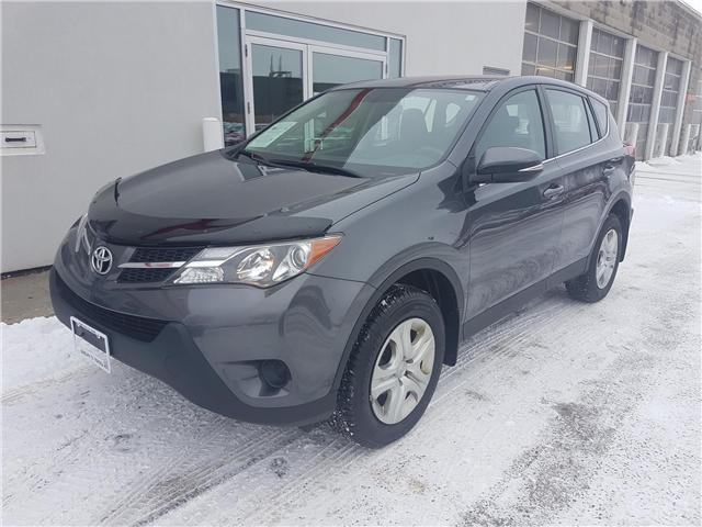 2015 Toyota RAV4 LE (Stk: U00890) in Guelph - Image 1 of 23