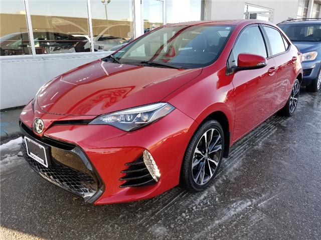 2018 Toyota Corolla SE (Stk: A01689) in Guelph - Image 2 of 23