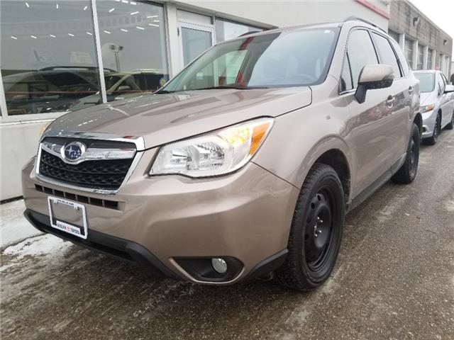 2015 Subaru Forester 2.5i Limited Package (Stk: A01697) in Guelph - Image 1 of 30