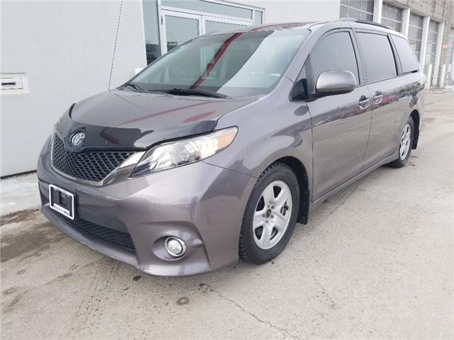 2011 Toyota Sienna SE 8 Passenger (Stk: A01700) in Guelph - Image 1 of 29