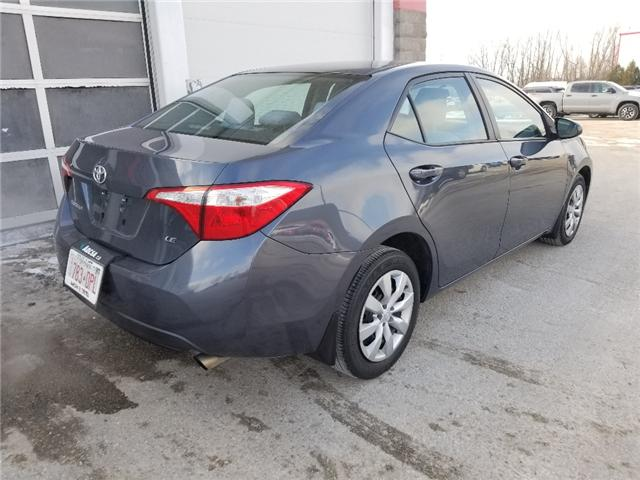 2014 Toyota Corolla LE (Stk: U01134) in Guelph - Image 2 of 17