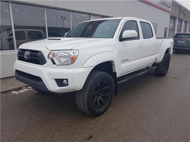 2015 Toyota Tacoma V6 (Stk: A01692) in Guelph - Image 1 of 30
