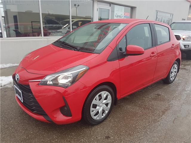 2018 Toyota Yaris LE (Stk: U01160) in Guelph - Image 1 of 30