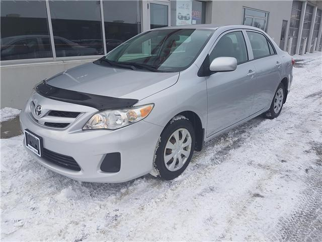 2013 Toyota Corolla CE (Stk: A01709) in Guelph - Image 1 of 29