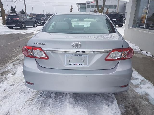 2013 Toyota Corolla CE (Stk: A01709) in Guelph - Image 4 of 29