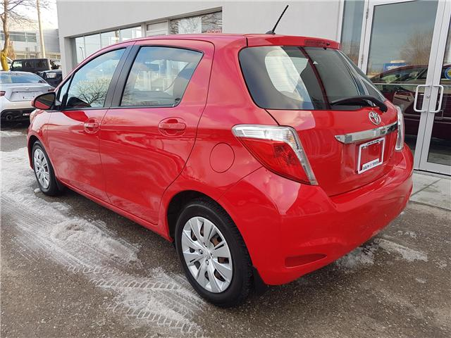 2014 Toyota Yaris LE (Stk: A01733) in Guelph - Image 3 of 22