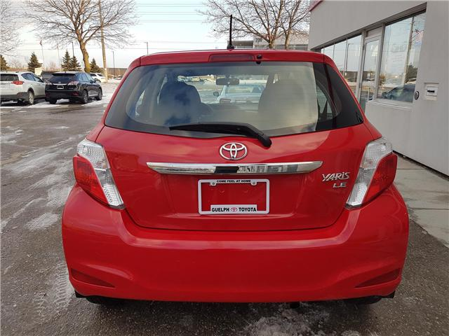 2014 Toyota Yaris LE (Stk: A01733) in Guelph - Image 4 of 22