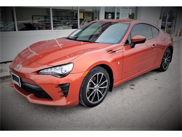 2017 Toyota 86 Base (Stk: A01655) in Guelph - Image 1 of 24