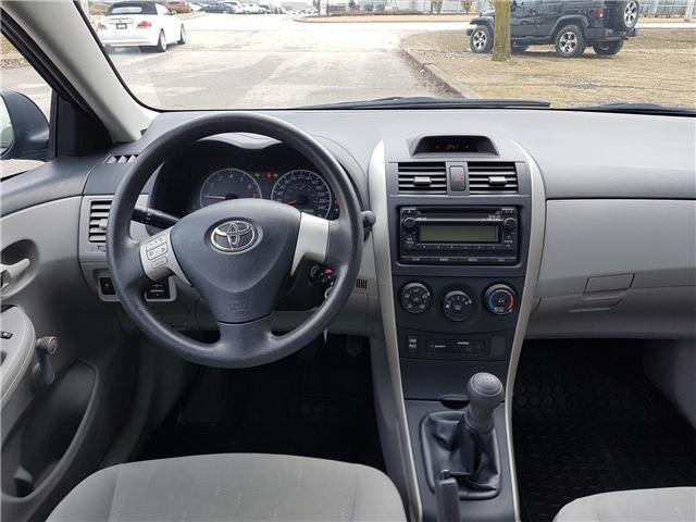 2012 Toyota Corolla CE (Stk: U01219) in Guelph - Image 13 of 26