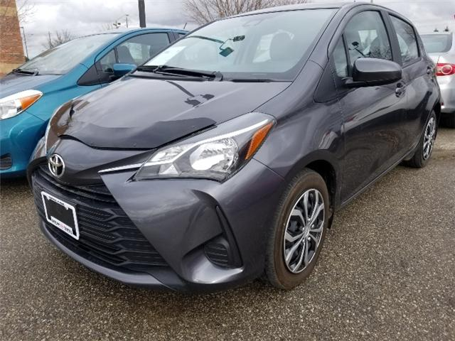 2018 Toyota Yaris LE (Stk: U01161) in Guelph - Image 1 of 24