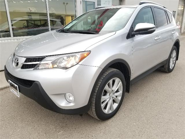 2015 Toyota RAV4 Limited (Stk: A01791) in Guelph - Image 1 of 28