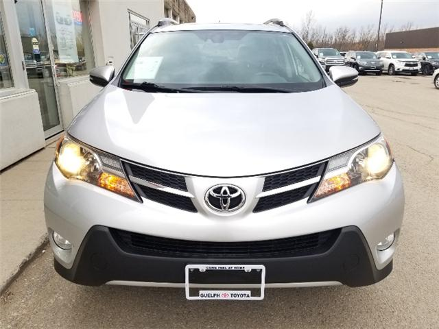 2015 Toyota RAV4 Limited (Stk: A01791) in Guelph - Image 2 of 28