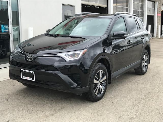 2018 Toyota RAV4 LE (Stk: U01307) in Guelph - Image 1 of 16