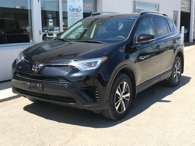 2018 Toyota RAV4 LE (Stk: U01308) in Guelph - Image 1 of 15