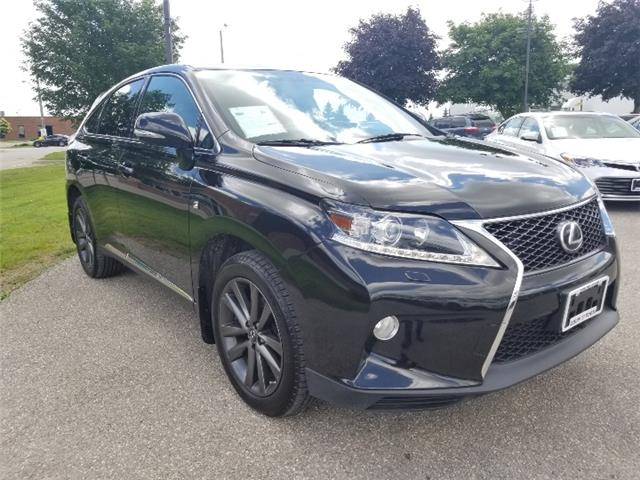 2014 Lexus RX 350 F Sport CLEARANCE!! at $33900 for sale in