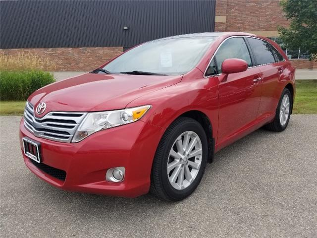 2011 Toyota Venza Base (Stk: a01939) in Guelph - Image 1 of 16